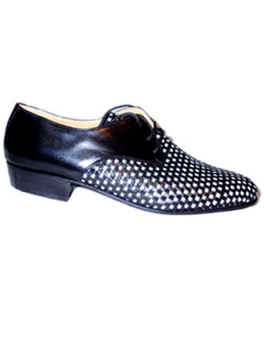zapatos de hombre de tango salsa fiesta