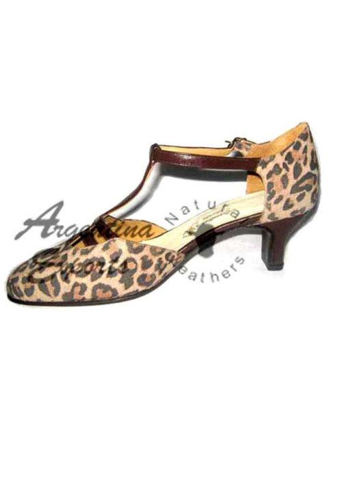 zapatos de mujer de tango salsa