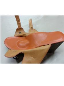 plantillas ortopedicas incorporadas a sandalias